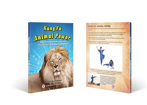 kung fu animal power student guide 10000 victories kung fu