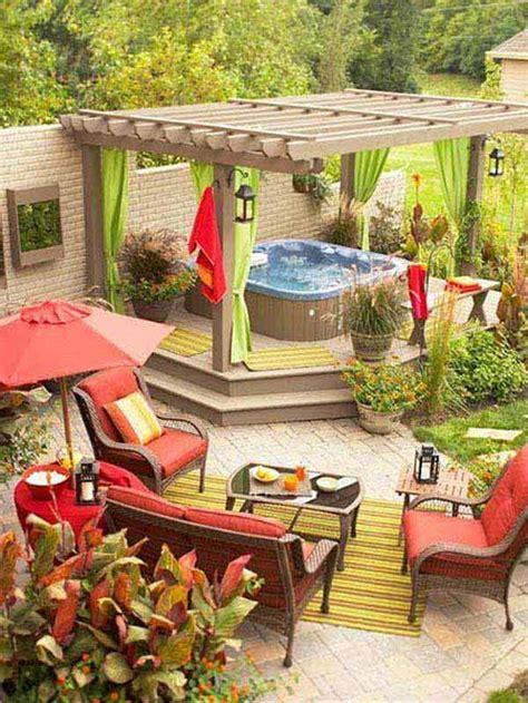 Cozy Backyard Ideas 23 Small Backyard Ideas How To Make Them Look Spacious And Cozy Amazing Diy Interior Home