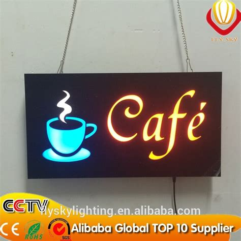 new products alibaba express acrylic led sign boards led