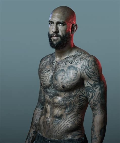 tim howard tattoo the tattooed team top 11 footballers tattoos