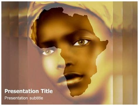 best photos of africa theme powerpoint free african