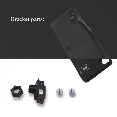 Tablet Monitor Extended Support Mount Holder Bracket Mavic Pro Spark remote controller mounting bracket for dji mavic dji spark