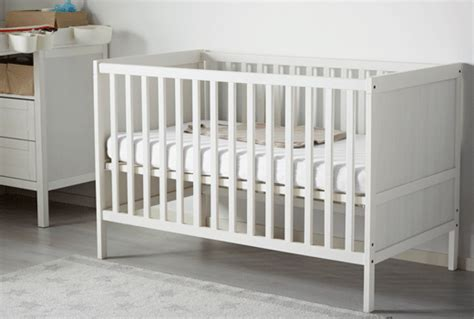 crib bed cribs ikea