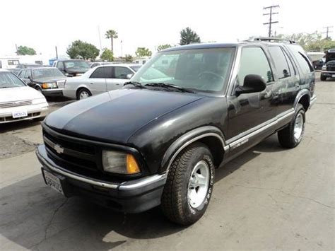 how to fix cars 1997 chevrolet blazer parental controls buy used 1997 chevrolet blazer lt sport utility 4 door 4 3l no reserve in orange california