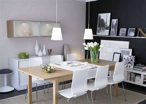 sala da pranzo moderne come abbinare il tavolo alle sedie i consigli utili per