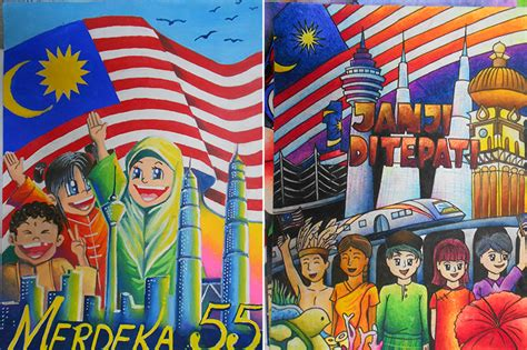 design banner merdeka 21 super fun things malaysian students used to do for