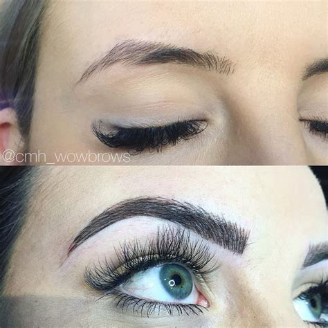 feather touch eyebrow tattoo 111 best cmh tayla made wow brows feather touch
