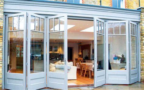 Bi Fold Doors for Old Homes   Homebuilding & Renovating