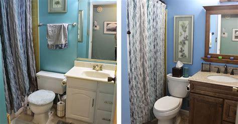 bathroom home improvement diy small bathroom renovation hometalk