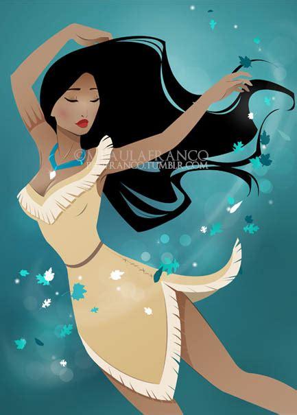 Boneka Disney Princess Pocahontas pau franco