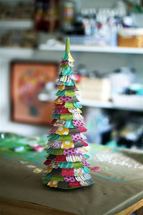 fishing line christmas tree instructions 50 diy mini trees prudent pincher
