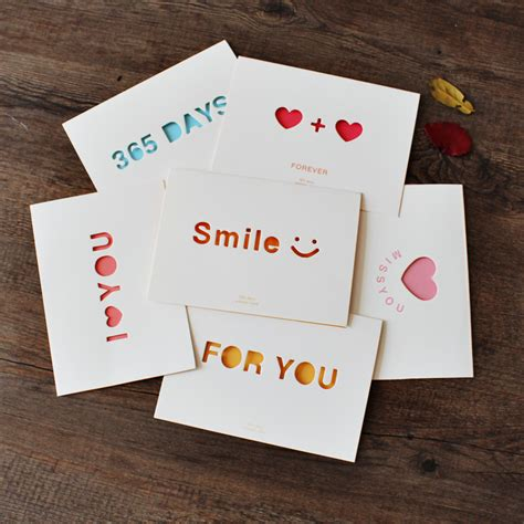 Creative Ideas For Handmade Birthday Cards - aliexpress buy new 1set travel cards creative