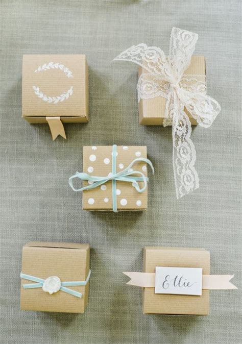 diy wedding favor boxes 5 ways wedding wedding favor