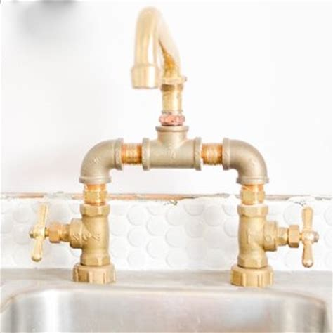 Diy Kitchen Faucet An Update On My Log Cabin Renovation After Orange County