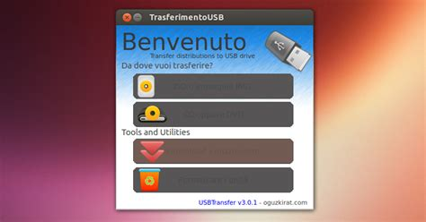 come installare ubuntu su una pen drive installare o avviare usb transfer in ubuntu linux e