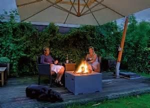 Terrassenfeuer Gas Selber Bauen by Gardenplaza Mit Gasbetriebenen Feuerstellen Die Abende