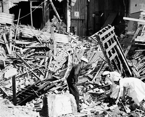 faces   blitz  england  world war