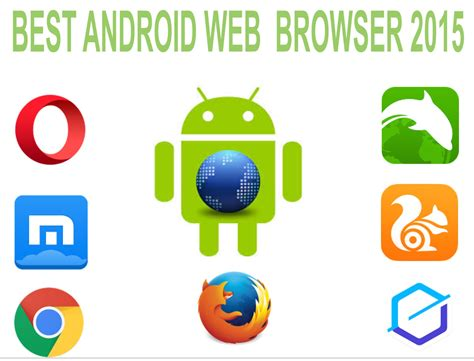 7 best android web browser 2015 phones nigeria