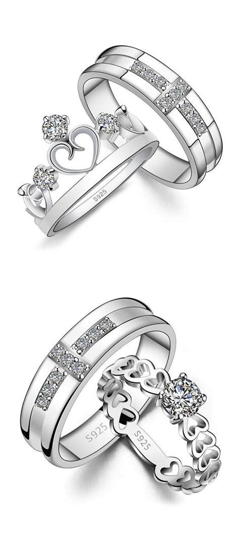 Best 25  Couples promise rings ideas on Pinterest