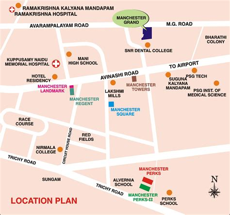 Search Floor Plans manchester grand location map manchester grand address