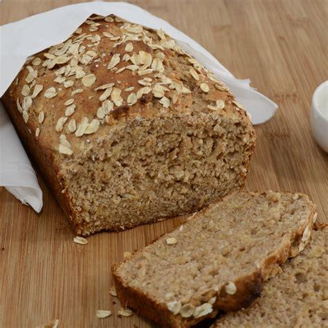 como hacer pan casero en casa receta de pan casero de avena unareceta