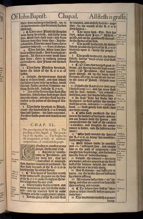 isaiah s a novel of prophets and books the booke of the prophet isaiah original 1611 kjv
