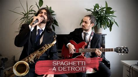 spaghetti swing spaghetti swing samba spaghetti a detroit fred