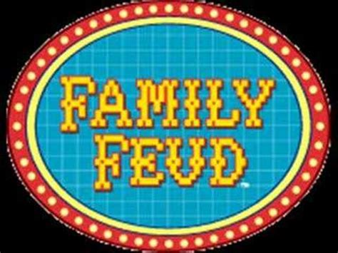 theme to family feud family feud theme 1988 1994 2008 present youtube