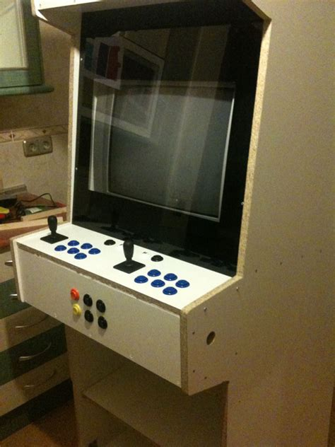 How To Build An Arcade Cabinet From Scratch by Building The Arcade Cabinet From Scratch Ignacio S 225 Nchez