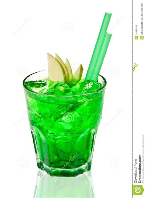 green cocktail png green cocktail royalty free stock image image 19882936