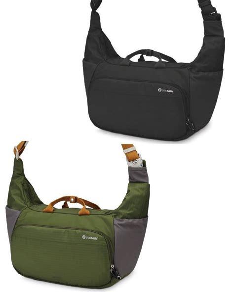 V A G Sling Bag pacsafe camsafe v18 anti theft expandable sling bag by pacsafe camsafe v18