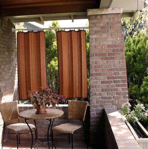 patio curtains canada outdoor bamboo curtains canada home design ideas