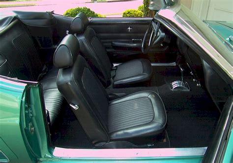 silver jade green 1969 ford mustang convertible