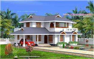 4 bedroom kerala model home in 204 sq meter kerala home 2665 square feet kerala model house kerala home design