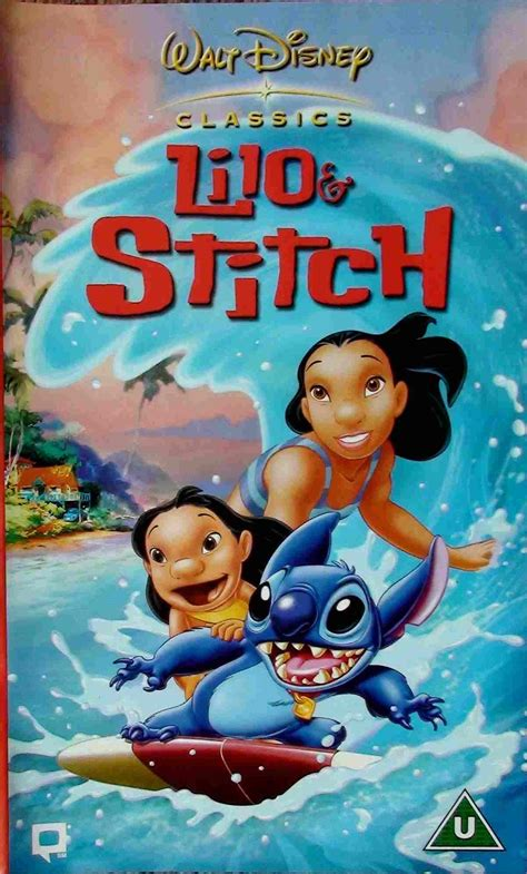 Foundation Special 3 Lilo by Digitized Closing To Lilo Stitch 2003 Vhs Uk