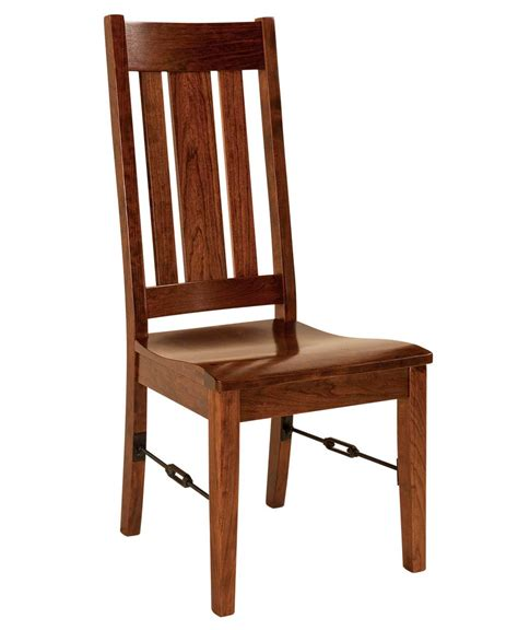 ouray dining chair amish direct furniture