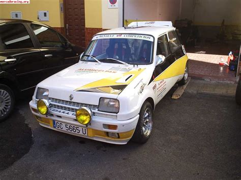 renault 5 rally new autos tuning 2012 favorit je hotov 253 m 244 žete