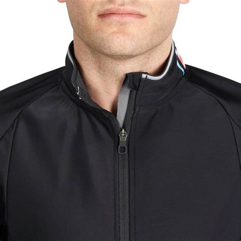 light cycling jacket aerofit 900 light cycling jacket black decathlon