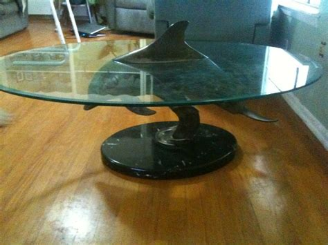 the allee willis museum of kitsch 187 dolphin coffee table