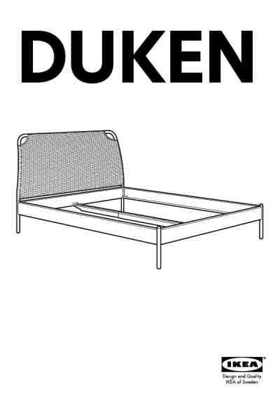Duken Bed Frame Duken Bed Frame 28 Images Beautiful Duken Bed Frame Steel Frame Material White Ikea Duken