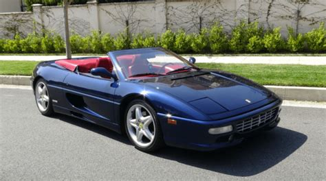 1996 f355 spider classic italian cars for sale
