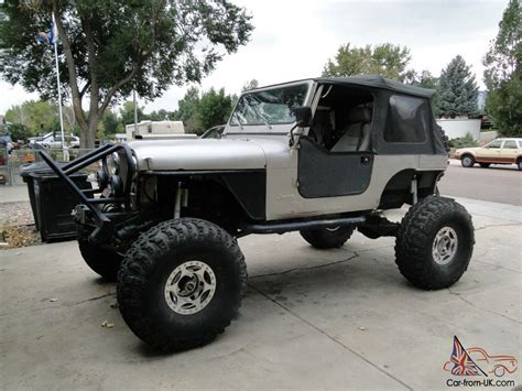 jeep yj rock crawler jeep cj rock crawler