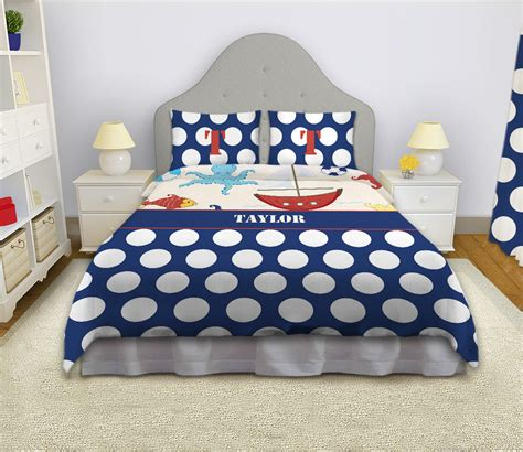 nautical comforter sets nautical themed by eloquentinnovations