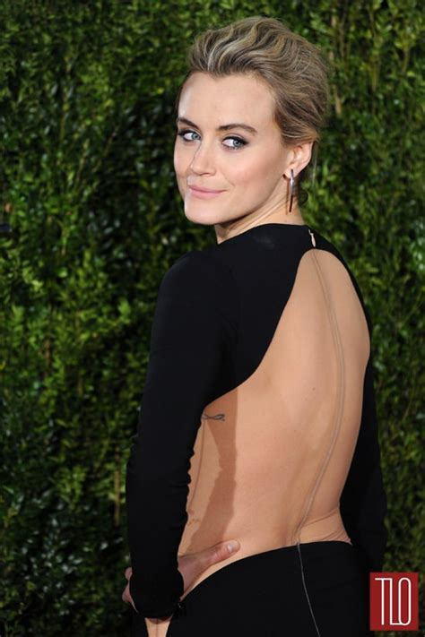 tony awards 2015 taylor schilling in michael kors tom
