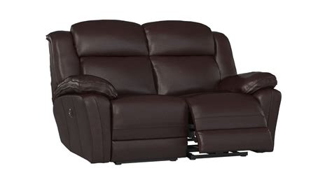 two seater electric recliner sofa napoli 2 seater electric double recliner sofa