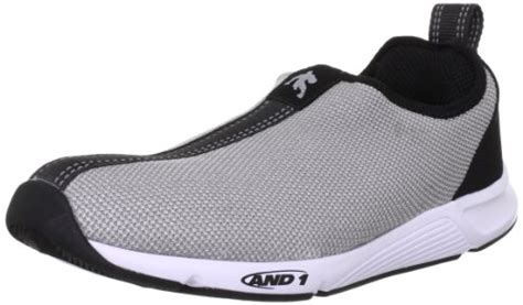 galleon and1 tochillin mens athletic basketball slip on