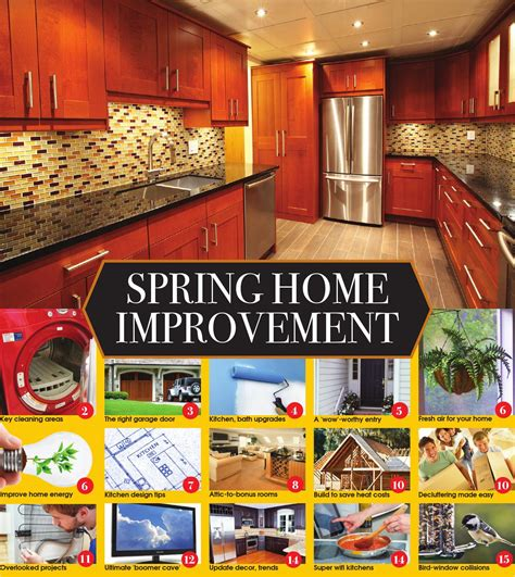 home improvement by journal tribune issuu