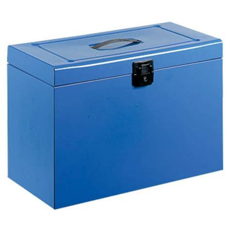 Box File Jumbo Yushinca 105cm a4 metal file box blue staples 174