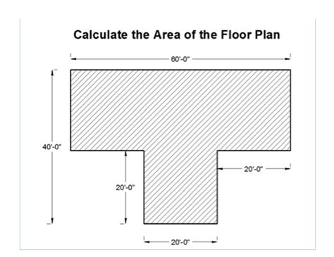 area of a floor plan solved calculate the perimeter of the floor plan chegg com