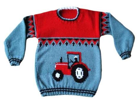 knitting pattern tractor jumper 9 best tractors images on pinterest knitting patterns